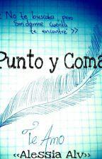 Punto y Coma by Alessia_Alvera