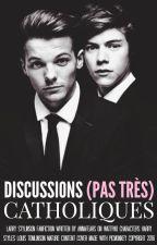 Discussions (pas très) Catholiques by AnnaFears