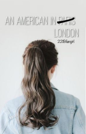 An American in London // George Weasley by 221Bfangirl