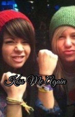 Kiss Me Again (Taylor Jardine & Jenna McDougall fanfic)