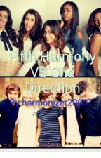 Fifth Harmony VS One Direction by xxdirectioner5hxx