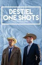 DESTIEL ONE SHOTS ➵ destiel by pastelnovak