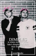 dimples » muke || rewriting by zarrysvogue