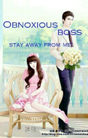 [Thiên Bình-Thiên Yết] Boss đáng ghét, tránh xa tôi ra!