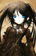 Goth Girl by fantasyteenwriter