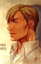 Frigid (Erwin Smith x Reader) by het4li4n