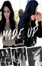 made up; camren by laurensillage