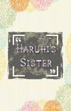 Haruhi's sister (mori/oc) by Sammymbaker99