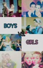 Boys vs Girls by aldcfanfics150