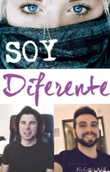 ~Soy Diferente ~ Adoptada por youtubers(PAUSADA:c)