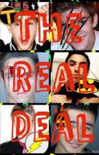 The Real Deal (IM5/David Scarzone/Will Jay/Dalton Rapattoni fic) by IAmJustMeXD