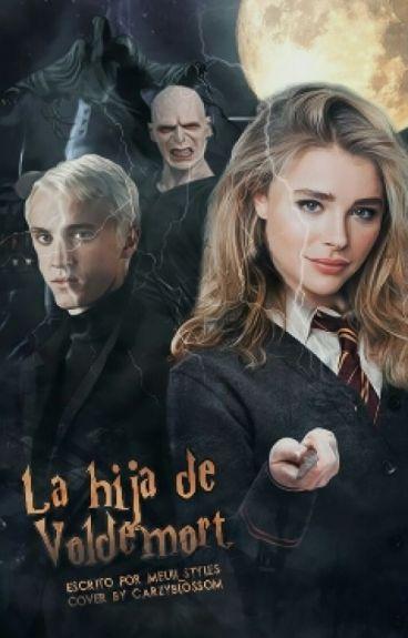 La hija de Voldemort.(Draco ).