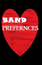 Band Preferences by Allie_Clifford_1995