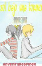 Mi sol bajo una tormenta (Finnceline) by AdventureSpider