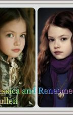 Jessica and Renesmee Cullen by 1998rochelle