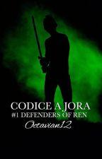 Codice A Jora (Wattys2015) by Octavian12