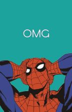 The Big Book Of Avengers & Marvel: Imagines/stories BOOK 2 by Queen_Lucy123