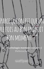 Psychologie mentale (os Larry ) by thebossclem