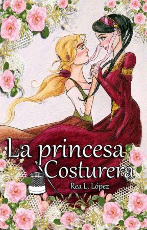 La princesa costurera by YukaLockhart