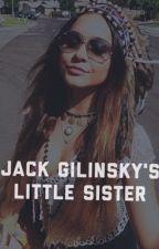 Jack Gilinsky's Little Sister by ombr-aye
