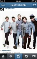Stuck With Them?! - One Direction by glowinthedark14