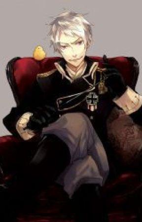 Prussia x Silent! Chubby! Shy! Reader - Frau - Wattpad