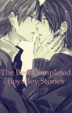 The Best Completed BoyxBoy Stories by miss_lovelya