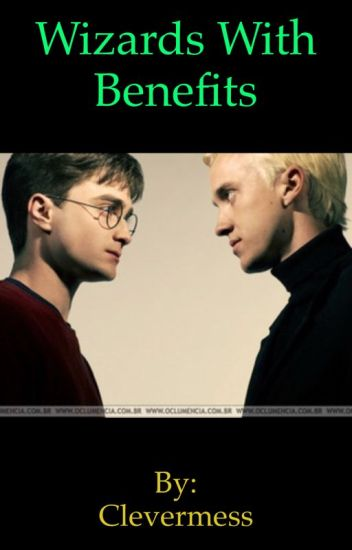 Wizards With Benefits (Drarry ) (boyxboy)