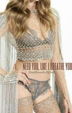 need you, like i breathe you | harry styles by DevilBeneathMyFeet