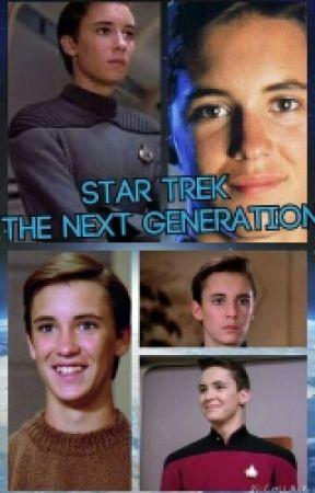 Star Trek TNG by HerMajestyCelik
