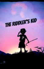The Riddler's Kid by MilenaCranenigma