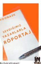 Sevdiğimiz Yazarla Röportajlar by yoonask