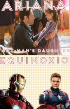 Ariana {}Ant-Man's Daughter, ft. The Avengers{} by anonymous_murdock