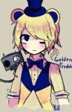 Freddy x golden [I'm alive] By: Kuroneko_candy by kuroneko_candy