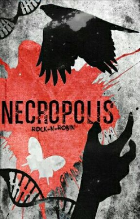 Necropolis by Rock-N-Robin