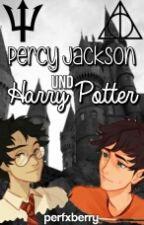 Percy Jackson und Harry Potter   by destielsimpala