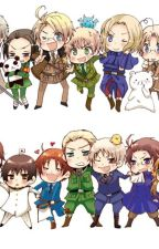 Hetalia Boyfriend Scenarios *REQUESTS OPEN* by FrancineBonnefoy008