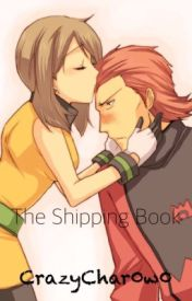 The Shipping Book by CrazyChar0w0