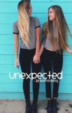 Unexpected | girlxgirl by breathtakinq