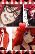 La unica hija de Madam Red(Grell y yo) by ArisuTheLove