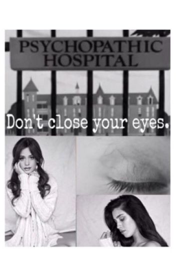 don't close your eyes ➳ camren