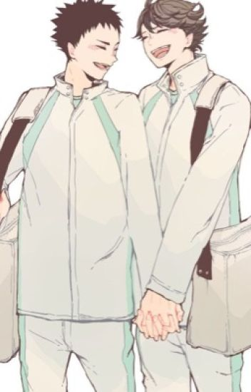 If we never met (Iwaoi fanfic)