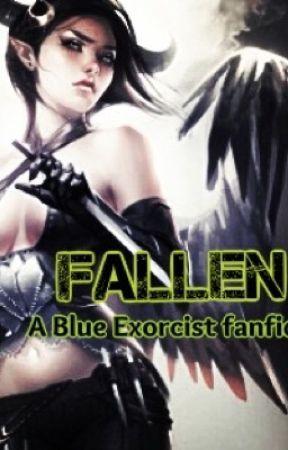 Fallen (A blue exorcist fanfiction) by Rin_SatanSpawn