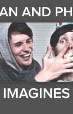 **Dan and Phil IMAGINES** by meowellrue