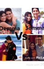 Demma vs. Jemma by Original_Rippers
