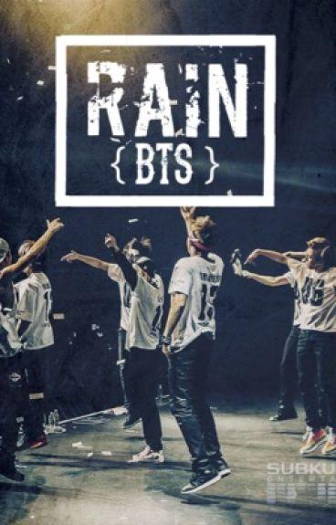 Rain { BTS }