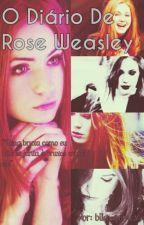 O Diário de Rose Weasley by werelahey