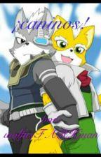 ¡caninos! (wolf x fox) | furry, yaoi by wolfusFARKjuan