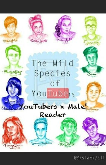 YouTubers x Male! Reader