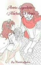Amores Legendarios | Akatsuki no Yona |  by _Lei_C_